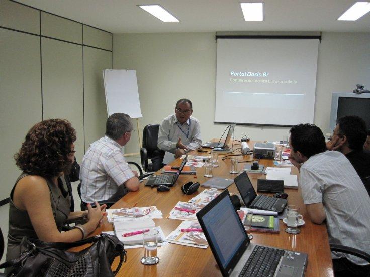 Reunião RCAAP - IBICT