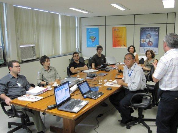Reunião RCAAP-IBICT